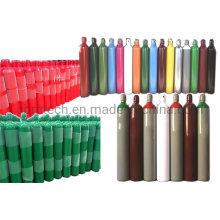 Compressed CO2/Oxygen/Nitrogen/Argon/Helium High Pressure Gas Cylinders
