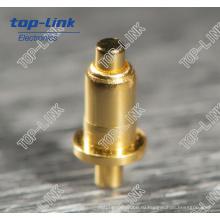 Пружинный контакт Pogo для DIP с диаметром 0,9