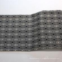 Impression de tissu en coton pour chemisiers / Robes / Vêtements