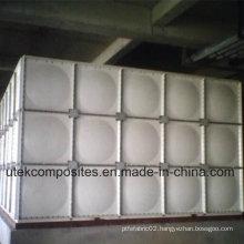 FRP Fiberglass Composite Water Tank with SMC