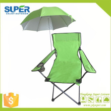 Cheap Silla de playa plegable con paraguas (SP-115A)