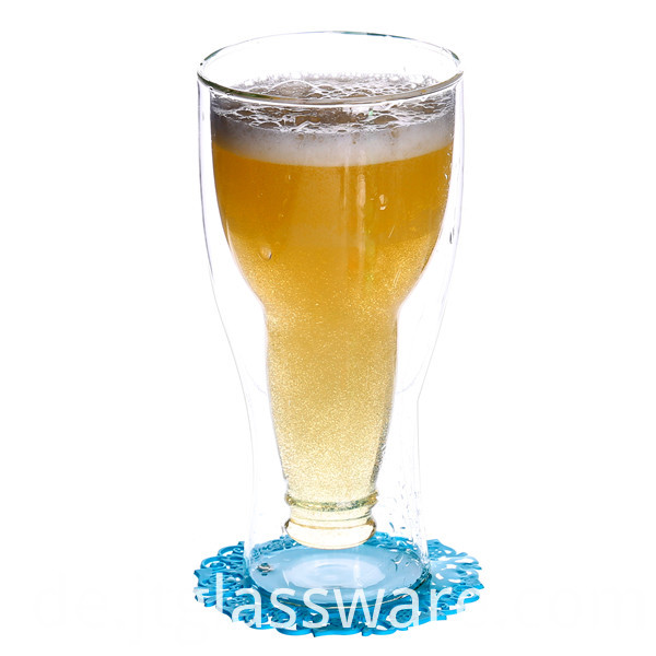 Glass Beer Cup