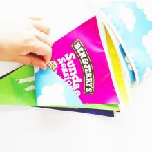 Triangle Pvc Baby Pennants Bunting Wholesale