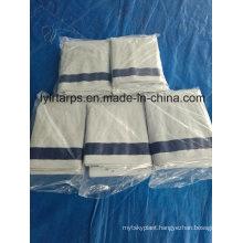 China Waterproof Plastic Tarpaulin Cover, Finished PE Tarpaulin Sheet, Poly Tarp Truck Cover