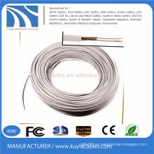 50m Cat5e UTP 24AWG rj45 Cable de conexión Cable LAN