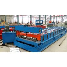 Máquina para hacer láminas para techos Máquina formadora de rollos fábrica