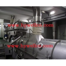 Vibrating Fluidized Bed Drying Machine