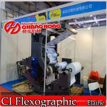 Материал PVC машинного оборудования печатания