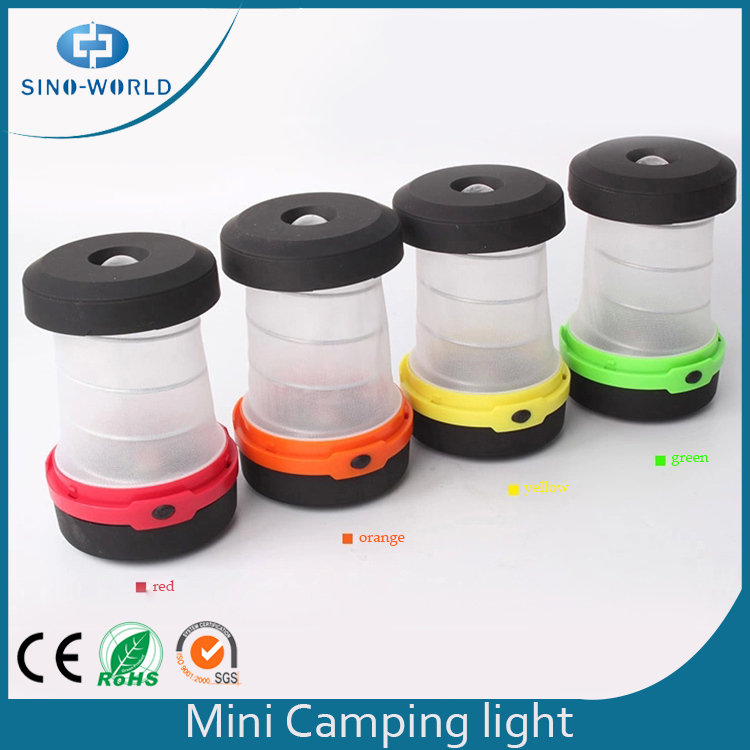 Foldable Led Camping Lights