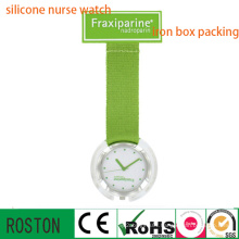Nylon Handing Nurse Clock with Waterproof