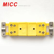 Omage NiCr-NiSi Thermoelement Typ K Stecker / Buchse Stecker und Buchse