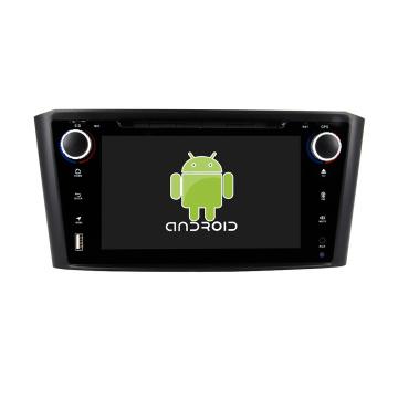 Android 8.0 7.1 7 polegada de navegação Gps Do Carro para avensis 2003-2008 suporte auto estéreo multimídia com rádio, GPS, 4G WIFI BT