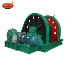 JZ Underground Mining Shaft Sinking Winch For Sale