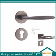 Serrure de porte de matériel de porte en acier inoxydable de porte en bois