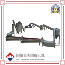 Plastic Bottle Recycling Machine with CE Certification
