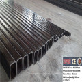 Weight ms hollow section square steel tube