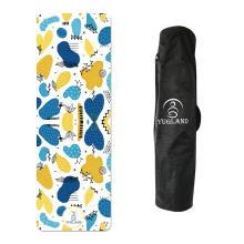 Yugland Wholesale High Quality Thickness PU yoga mats,Eco-Friendly Natural Rubber PU yoga mats