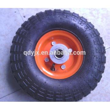 Kunststoff- oder Stahlfelge pneumatisches Rad