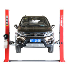2  post car lift/two post hydraulic car lift