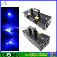 Luzes de laser do Natal / equipamento de exibição de luz laser azul à venda / luz de luz de projetor de laser