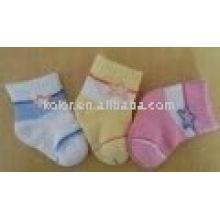 Милые детские бамбуковые носки