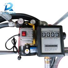 compteur de carburant d'huile pour toutes sortes de distributeur de carburant mécanique simple