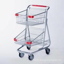 Kanada Stil Einkaufswagen
