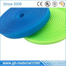 25мм разноцветные ПВХ покрытием нейлон лямки для изготовления ошейник