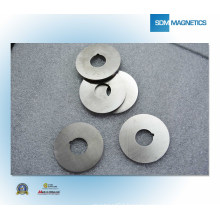 Sheet Permanent Magnet with a Special Hole