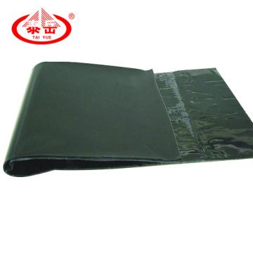Alta membrana impermeável auto-adesiva de polímero