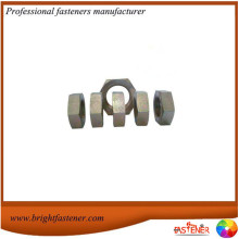 Reliable for Hexagonal Nuts DIN439 Hex Jam Nut withou Chamfer export to New Caledonia Importers