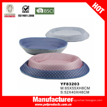 Round Bed, Pet Bed for Dogs (YF83203)