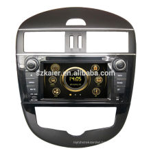 FACTORY!car dvd GPS player for Nissan Tidda