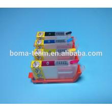 Pour hp934 935 Cartouche d'encre rechargeable pour HP Officejet Pro 6830 Officejet Pro 6230 avec puce 1 jeu / 4 couleurs