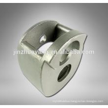 CNC machining OEM zinc die casting alumnium parts