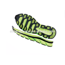 2016 lastest style sport shoe Rubber sole for shoes