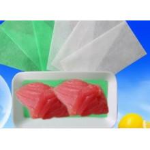Contenedor de almacenamiento plástico amistoso disponible del plástico verde de la comida popular del diseño Popular