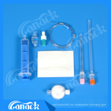 Kit de anestesia Mini Pack espinal