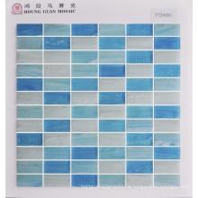 Glas Mosaik für Wandfliese 23 * 48mm