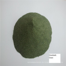 Grönland Green Silica / Quarz Sand für solide Oberfläche Counter Top