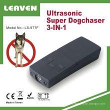 Repelente ultrasónico portable del gato del perro del perro