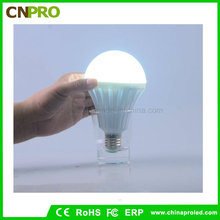 5W/7W/9W/12W Rechargeable Emergency LED Bulb Light