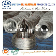 Hot-DIP Galvanized Semi-Finished Steel Wire