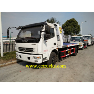 Dongfeng 5 Ton Carrier Recovery Trucks