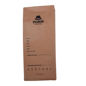 Vacuum Sealed Coffee Beans Bags Packing Recyclable