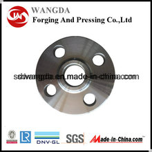 ANSI 16,5 Carbon Steel Forged Pipe Fitting Flansche