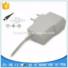 white adapter ac dc 12v 1a led