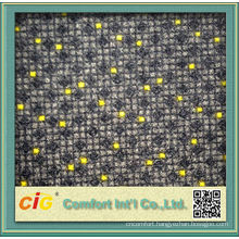2015 Latest Dot Print Bus Fabric
