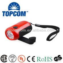 Pas besoin de batterie 3 modes 1 torche dynamo TP-1003
