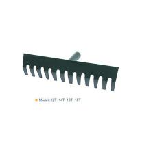 China Rastrillos de hierro de acero (rastrillo de hierba del tractor)